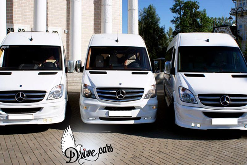 rent mercedes sprinter vip 16 6